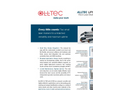 Alltec - LF100/ LF200 - Fiber Laser Marking Systems Brochure