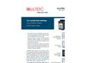 Alltec - Model DN50A Nd:YAG - Laser Marker Brochure
