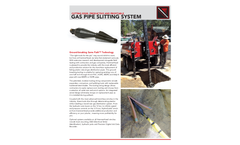 Same Path - Trenchless Pipe Bursting System Brochure