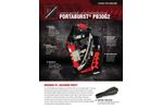 HammerHead - Model PB30G2 - PortaBurst Lateral Bursting Systems Brochure