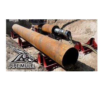Pipe Mule - Pipe Leveling System
