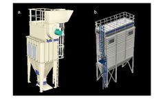 Dantherm - Model MJV - Filtration Bag Filter
