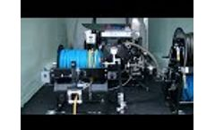 Sewer Jetting Equipment Enclosed Hot Water Video
