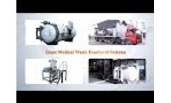 GIENT Medical Waste Treatment System Video