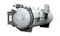 Model MWC Series - Centralized Medical Waste Autoclave