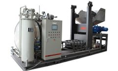 Model MWS Series - Smart Medical Waste Treatment Station