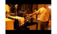 Cam Spray Model 3508BE Drain Jetter Video