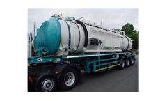 RTN Vallely - Model ADR - Tipping Trailer for Greenway Environmental