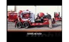Ditch Witch FX25 Vacuum Excavator Product Tour Video