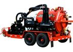 Ditch Witch - Model FX25 - Vacuum Excavator