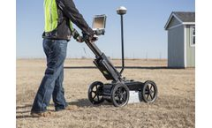 Subsite - Model 2550GR - Ground Penetrating Radar System