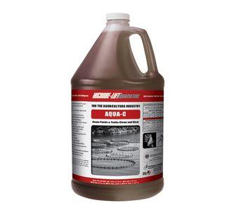 MICROBE-LIFT® / AQUA-C - Microbial Treatment For Aquaculture