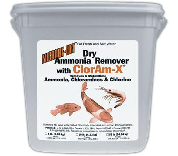 MICROBE-LIFT® / DAR - Dry Ammonia Remover for Aquacultures