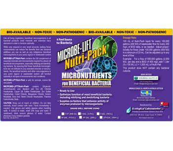 Nutri-Pack Micronutrient for Wastewater Treatment-1