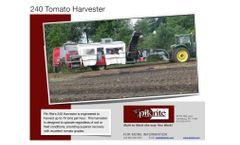 240 Tomato Harvester - Brochure