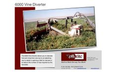 6000 Vine Diverter - Brochure