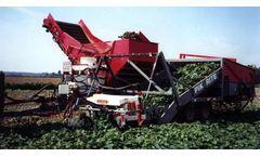 Pik Rite - Model 3000 - Cucumber Harvester