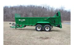 Pik Rite - Model HP 700 - Hydra-Pull Manure Spreader