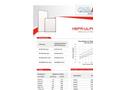 CAMAIR Minipleat HEPA Filte Brochure