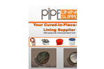 Pipe Lining Supply Brochure