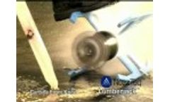 C-Ray Sewer Cleaning Nozzle Video