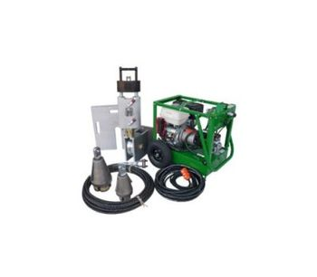 Tric - Model X30 - Hydraulic Pulling Pump Units