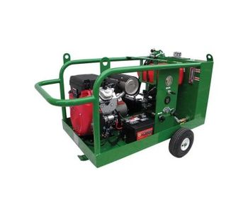 TRIC - Model Hi-Flow 21 - Hydraulic Pump