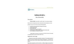 Poliflock - SR 4567-s - Slop Oil Demulsifier Datasheet