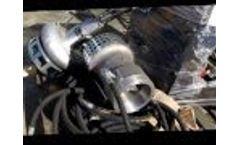 Hydra-Tech Pumps at Blackwater Creek Video