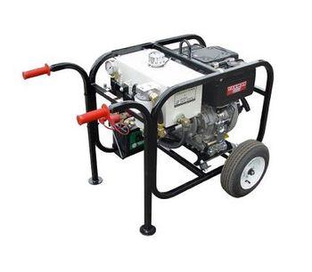 Hydra-Tech - Model HT11D - Portable Hydraulic Power Unit