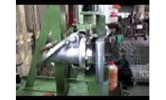 Pelican Worldwide Bottom Discharge Cycle Test According EN14432 Video