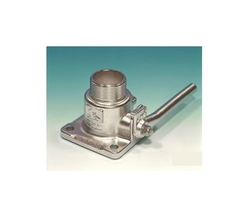 Airmaster - Model 1 1/2 - Ball Valves Tank Container