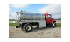 Model 8765 - Fire Department Water Tanks