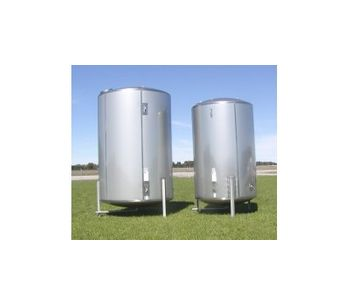 Vertical Bulk Storage Tanks
