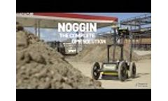 Noggin: Adaptable, High Performance GPR -Video