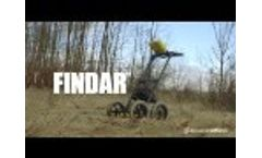 Findar- Locate Buried Evidence with Ground Penetrating Radar (GPR)