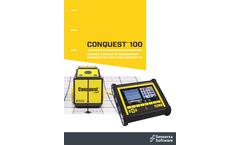 Conquest - Model 100 - Ground Penetrating Radar System (GPR) Brochure