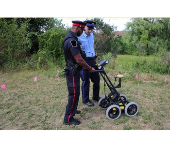Findar - Ground Penetrating Radar System (GPR)