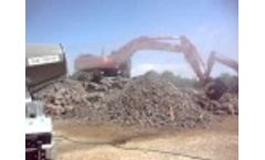 DF7500 MPT Aggregate Recycling Video