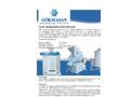 Model GMS - Chip Wringer / Centrifuge Brochure