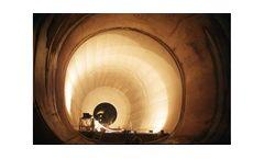 Tunnels Hydraulic