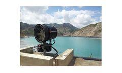 Model EVAP800 (Mobile) - Outdoor Waste Water Evaporation System