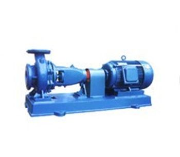 Model IS - End Suction Pump