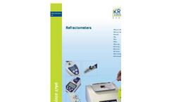 Process Refractometers- Brochure