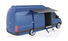 CONPASS - Model MIP - Van Based Mobile Security Screening Unit