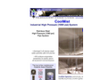 1000 PSI - Coolmist Industrial High Pressure Humidification System Brochure
