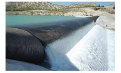 Inflatable rubber dams and spillway gates for Hydropower industry