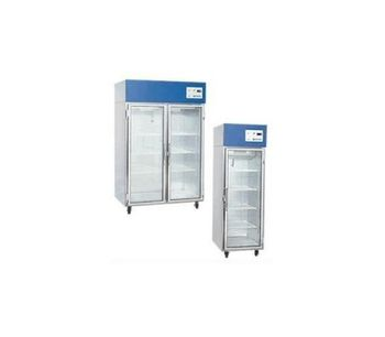 Aegis Scientific - Model Series 1- (4 Celsius) - Hinged Glass Door Refrigerators