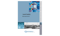 Berthold - Mini-Switch LB 471 - Measuring System - Brochure