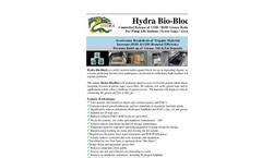 Hydra - Bio Block Datasheet